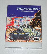 Cassetta GIG Gamate VINDICATORS Battaglia finale NUOVO Console C1-028