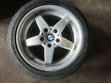 1x alufelge 8jx17h2 et35 BMW e36 320i coupe