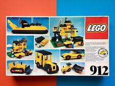 LEGO Baukasten 912 Elektro MOTOR Set 1976 Baustelle TECHNIC Basic UNIVERSAL OVP