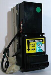 MARS MEI VN2312U3 Dollar Bill Acceptor Validator 24V/MDB with MDB Cable BA30B
