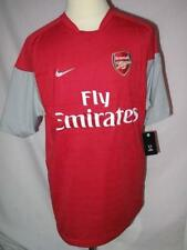 Maillot de football rouge Nike