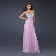 Abendkleid Ballkleid Partykleid Brautjungfernkleid Lang Kleid NEU TOP
