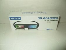 1 pair 3d Active Shutter Glasses for 3d Televisions (ST07-BT)