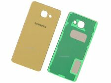 Samsung A5 A510 (2016)-Backcover,Akkudeckel,Cover mit Klebepad- Gold