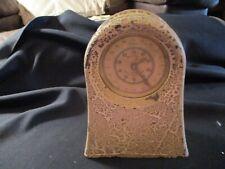Antique Kingsbury Mfg. Co. Keene Nh Metal Register Bank ~ Works