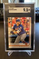2019 #475 Pete Alonso Rookie NEW YORK METS RC SGC 9.5 MT+
