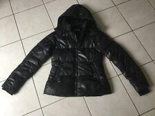 Doudoune Royal BEL AIR Taille 1 (36/38) noire très bon état