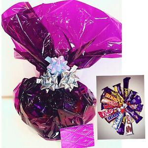 Chocolate Gift Box Hamper Birthday Sweet Candy Cadbury Nestle Suprise Basket