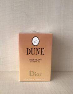 christian dior Dune 50 ml Edt Spray Vintage Raro