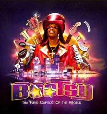 BOOTSY COLLINS - THA FUNK CAPITAL OF THE WORLD NEW CD