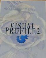 Kou & Yoh Yoshinari VALKYRIE PROFILE Characters Art Book