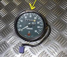 Yamaha 125 RDX - Compteur