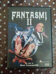 dvd - Fantasmi 2 - Horror Americano Don Coscarelli