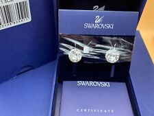 Swarovski 883551 Earrings 1,5 CM New Product With of Packaging