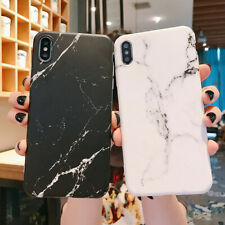 Luxury Pastel Marble Shockproof Ultra Thin Matte Soft Silicone Phone Cover Case