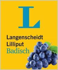 NEU: Langenscheidt Lilliput BADISCH - Das Mini-Wörterbuch für Baden