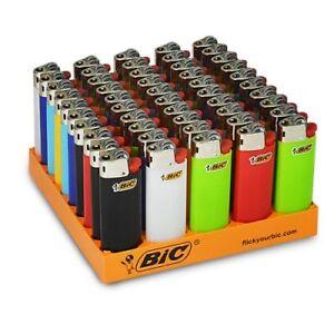 Bic Feuerzeuge Original BIC Mini Maxi mit Kindersicherung Farbig sotiert