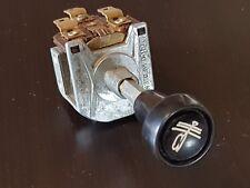FORD ZEPHYR ZODIAC MK III 1962-1966 WIPER SWITCH ASSY 211E-17A555-A NOS!