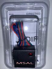 Directed 8504D Digital Shock Tilt and Temperature Sensor for Ds4 Viper Alarm