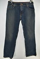 Levis 550 Relaxed Bootcut Womens Jeans Stretch Size 10 M Boot Cut Meas. 30x31