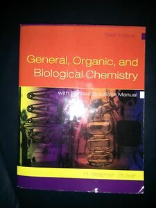 General,Organic,and Biological Chemistry by H.Stephen Stoker
