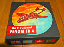LEHMANN PRIMUS #925 DE HAVILLAND VENOM FB 4 TOY AIRCRAFT WEST GERMANY