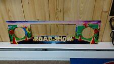 WILLIAMS ROADSHOW Pinball Machine Speaker Panel DMD BRAND NEW