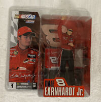 NASCAR DALE EARNHARDT JR #8  ACTION McFARLANE FIGURINE SERIES 1 (Free Shipping)
