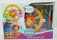 Wonder Park Movie Ferris Wheel Light Up Playset Wonder Chimp Greta 2019 NEW