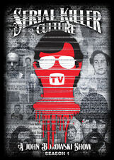 Serial KIller Culture TV DVD -  6 Episodes - FREE SHIPPING- BRAND NEW DVD
