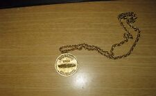 FRANK SINATRA 1974 IN CONCERT,THE COLISEUM,RICHFIELD,OHIO,OPENING NIGHT MEDAL...