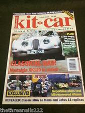 KIT-CAR - XK120 - MAY 2000