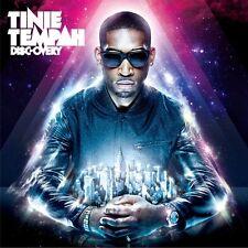 TINIE TEMPAH - DISC-OVERY: CD ALBUM (2010)