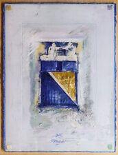 Igor Medvedev ODALISK IV Original Painting (out of frame)