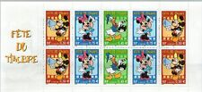 CARNET BC3641A FETE DU TIMBRE 2004 NEUF ** TTB - PERSONNAGES DISNEY MICKEY MOUSE