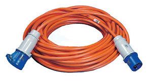 Mains Hook up Shoreline Extension Cable lead 2.5mm² x 25m PO106D