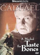 Brother Cadfael : A Morbid Taste for Bones (DVD, 2000)  Derek Jacobi BRAND NEW