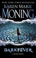 Darkfever (Fever Series, Book 1), Karen Marie Moning, Good Condition, Book