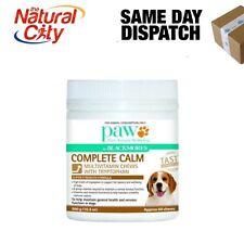 PAW Complete Calm Multi Tryptophan Multi Vitamin 60Chews 300g Dog Pet Blackmores