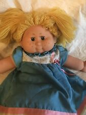 Cabbage Patch Kids My Dream Baby b.b. Doll Made in Spain Blinking Eyes  -(106/