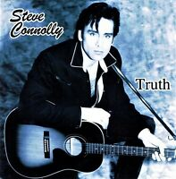 Truth by Steve Connolly ~ Excellent Condition Rock CD ~ Artist Signed