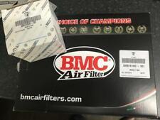 Genuine Fiat 500 Abarth BMC  Air Filter Element / Aluminium Fuel Cap
