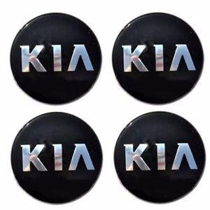 Kia Logo Wheel Center Hub Cap 4p for 2014- Forte / Koup Forte Soul OEM Parts