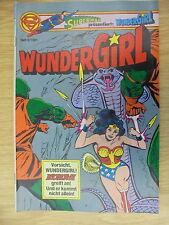 1 x Comics: Wunder Girl Heft Nr.5 - 1981