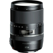 New Tramron 16-300 F/3.5-6.3 Di II VC PZD Macro IS Lens for Nikon DSLR Cameras