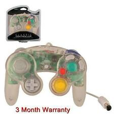 NEW CONTROLLER PAD FOR NINTENDO GAMECUBE GC WII CLEAR