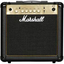 Marshall Amps Guitar Combo Amplifier 15-watt 1x8 Mg15g