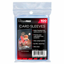 Ultra Pro 13234 Sports Card Soft Penny Sleeves
