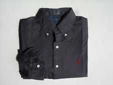 Men Polo Ralph Lauren SPORT Shirt Long Sleeves - All Sizes - CLASSIC FIT - NWT