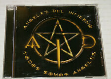 Angeles Del Infierno Todos Somos Angeles CD 2003 US Fast Shipping